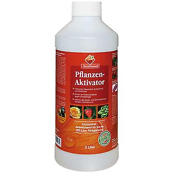 HOTREGA® TerraNawaro Plant Activator, 2 litre handle bottle