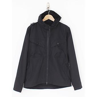 MA.STRUM NT2 Nylon Jacket - Black