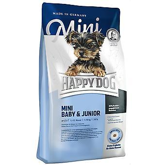 Happy Dog Mini Baby & Junior Dog Food (Dogs , Dog Food , Dry Food)