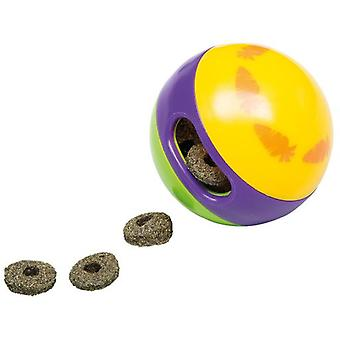 Ferplast Food Dispensing Ball (Small pets , Toys)