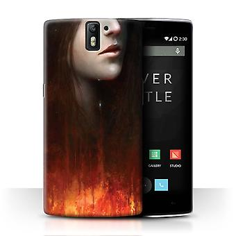 STUFF4 Case/Cover for OnePlus One/Tears of Eve/Fallen Earth