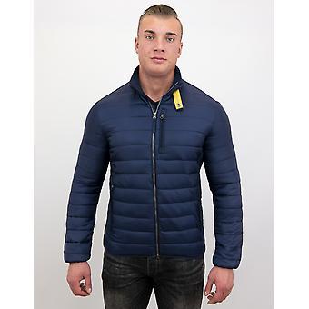 Short Jacket - Slim Fit - Navy