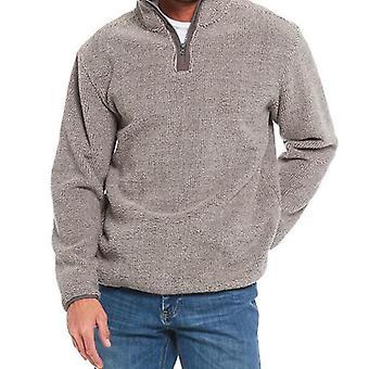 Tempestade do Ártico de Mens Brad Bonded Fleece Pullover