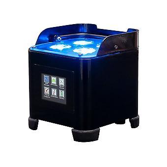 ADJ Adj Element St Hex Batterie powered Led Uplighter
