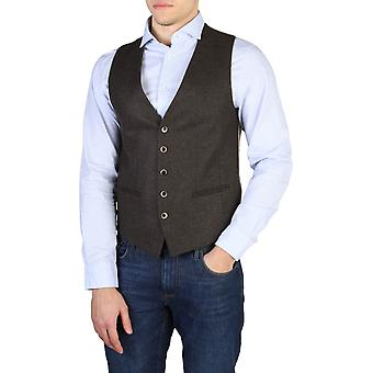 Tommy Hilfiger Original Men All Year Vest - Grey Color 38779