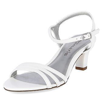 Tamaris 112836224140 chaussures universelles pour femmes d'été