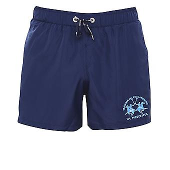 La Martina Logo Swim Shorts