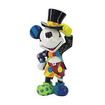 Disney Britto Mikki Hiiri Top Hat Figurine
