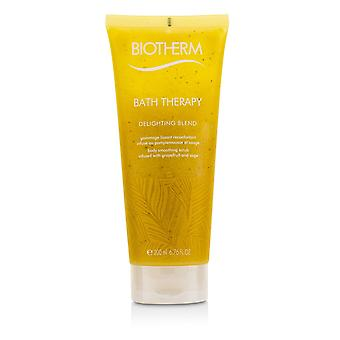 Bath therapy delighting blend body smoothing scrub 221767 200ml/6.76oz