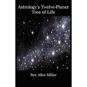 Astrologys TwelvePlanet Tree of Life by Miller & Alice