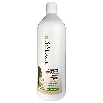 Matrix biolage 3 butter control system shampoo 33.8 oz
