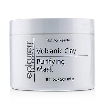 Volcanic clay purifying mask for normal, oily & congested skin types 230485 250ml/8oz