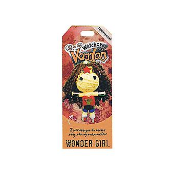 Watchover Voodoo Dolls Wonder Girl Voodoo Keyring
