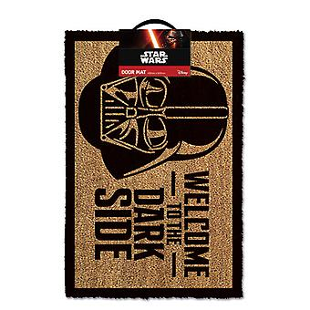Star Wars Welcome To The Darkside Doormat