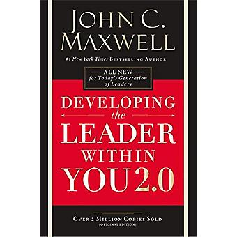 Developing the Leader Within You 2.0 by John C. Maxwell - 97807180740