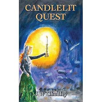 Candle-lit Quest by John Chudley - 9781786236920 Book