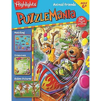 Animal Friends by Highlights - 9781629797694 Book