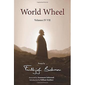 World Wheel, Volumes IV-VII : Poems by Frithjof Schuon