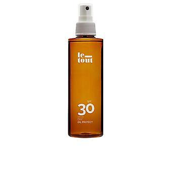 Le Tout Dry Oil Protect Spf30 200 Ml Pour les femmes