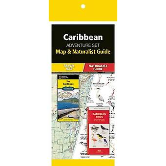 Caribbean Adventure Set - Map & Naturalist Guide by Waterford Pres