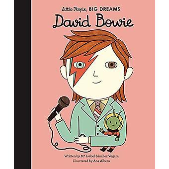 David Bowie by Maria Isabel Sanchez Vegara - 9781786038036 Book