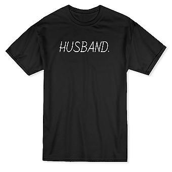 Husband Matching Couple Graphic Men's T-shirt