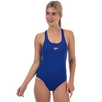 Naiset&s Speedo Endurance Medalist Uimapuku Sininen