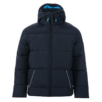 Boy's Harvey and Jones Junior Thomas Padded Jacket in Blue