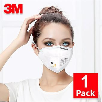 1x 9502v Plus Mouthguard Respirator Kn95 Ffp2 Headloop
