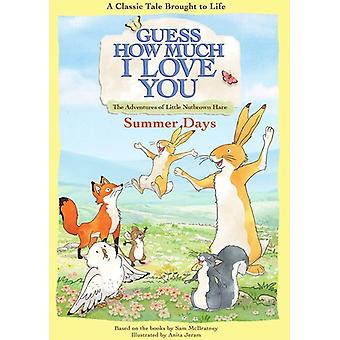 Guess How Much I Love You: Summer Days [DVD] USA import