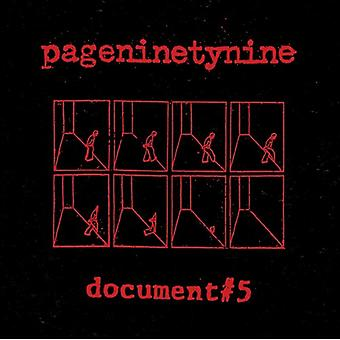 Pageninetynine - Document #5 [CD] USA import