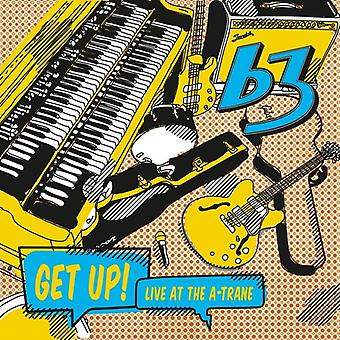 B3 - Get Up! Live at the a-Trane [CD] USA import