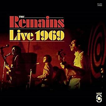 Remains - Live 1969 [CD] USA import