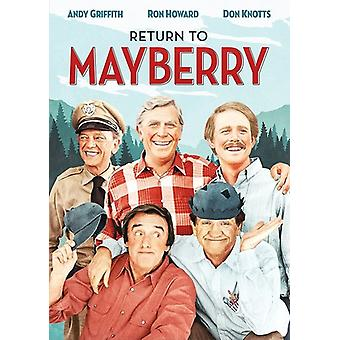 Andy Griffith Show: Återgå till Mayberry [DVD] USA import