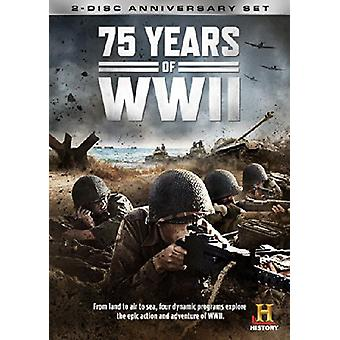 75 Years of WWII [DVD] USA import