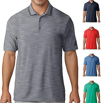 adidas Golf Mens Ultimate365 Camisa Polo texturizada