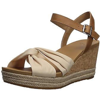 Ugg Australia Womens joslyn Leather Peep Toe Casual Ankle Strap Sandals