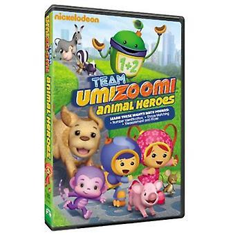 Importer des animaux héros [DVD] é.-u.