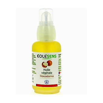 Organic Macadamia Vegetable Oil 50 ml of oil (Macadamia)