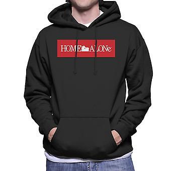 Home Alone Film Logo Men's Hooded Sweatshirt