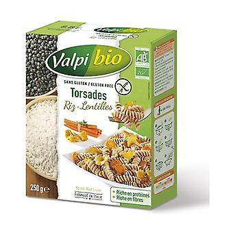 Twisted Rice Organic Lentils 250 g