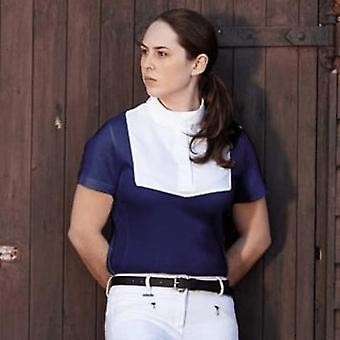 Dublin Bentley Womens Show Shirt - Marinblå/vit