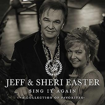 Easter*Jeff & Sheri - Sing It Again [CD] USA import