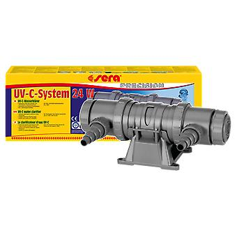 Sera Sistema UV-C  Clarificador 24 W (Fish , Ponds , UV Filters)