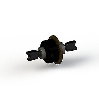Arrma AR220041 Diff Set Voor/Achter 43T Spiral Kraton