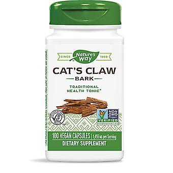 Nature-apos;s Way Cat-apos;s Claw Bark Vegan Capsules
