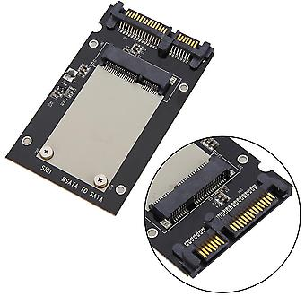 "Universal Mini Ssd To 2.5"" Sata Standard 22-pin Converter Adapter Card"
