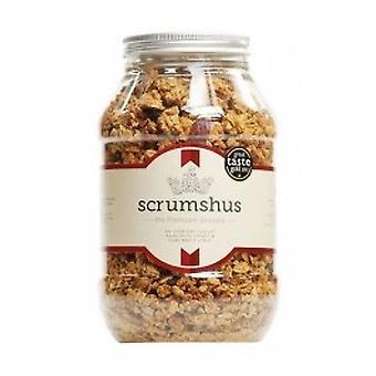 Scrumshus - Scrumshus Luxury Granola No Added Salt Or Sugar