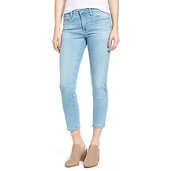 AG Adriano Goldschmied | Crop Straight Jeans