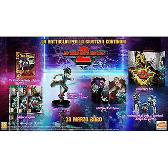 Mon Hero One-apos;s Justice 2 Collectors Edition PS4 Jeu